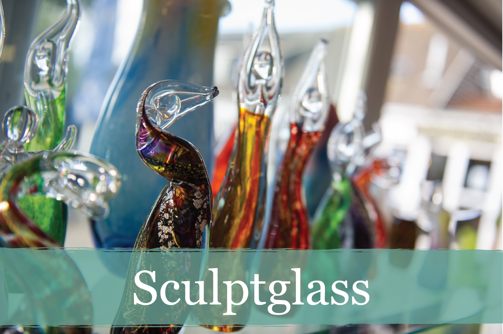 Crafts - Sculptglass