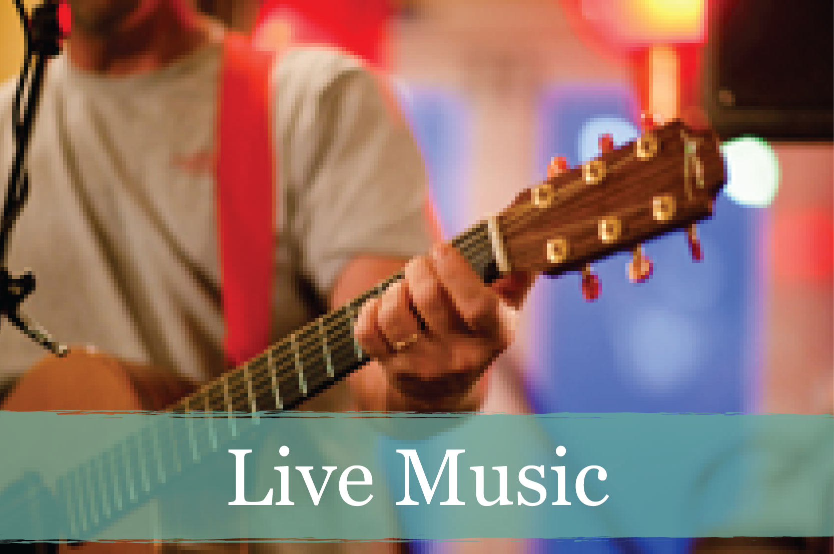 Home Page - Live Music