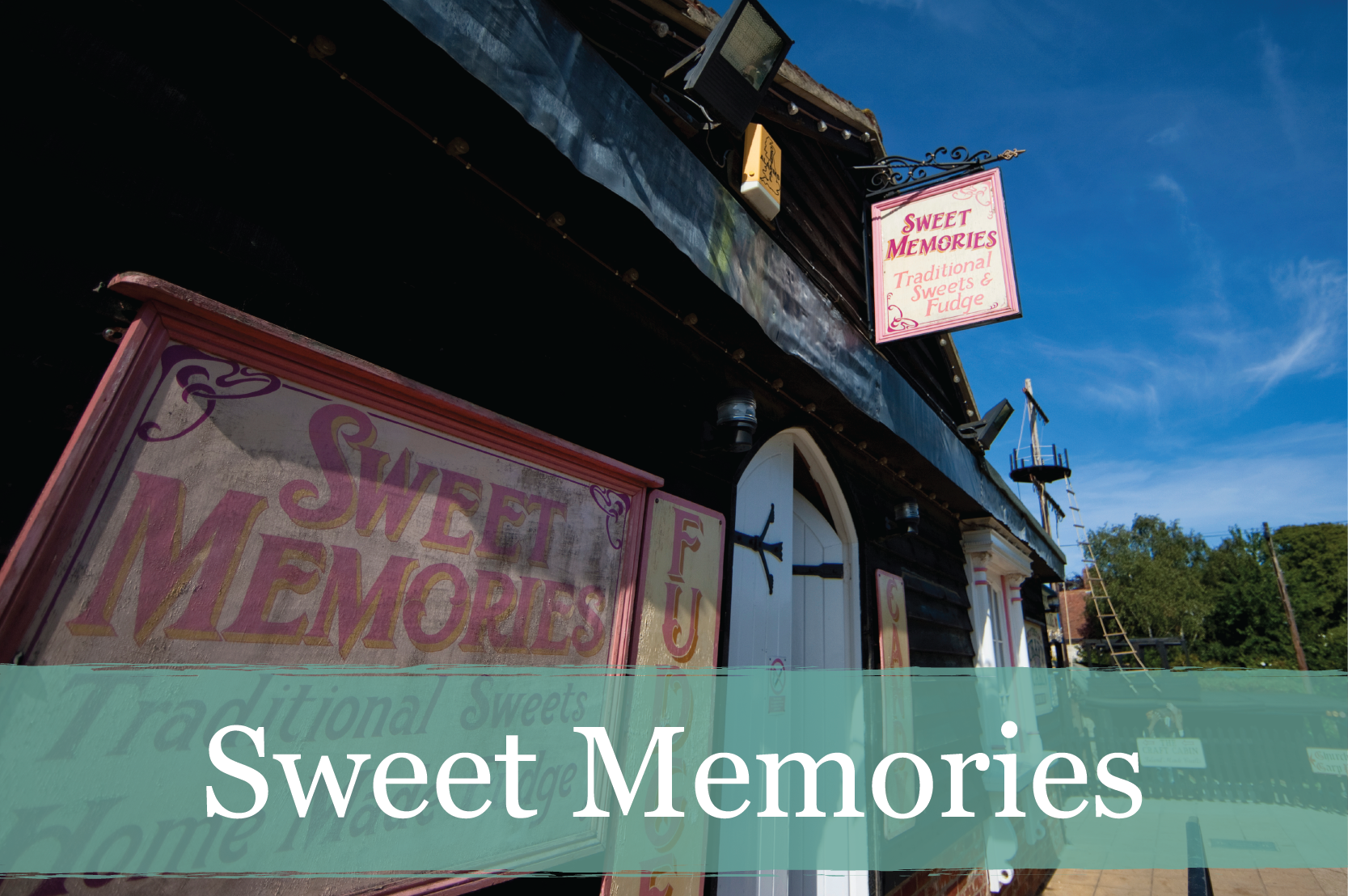 Shops - Sweet Memories