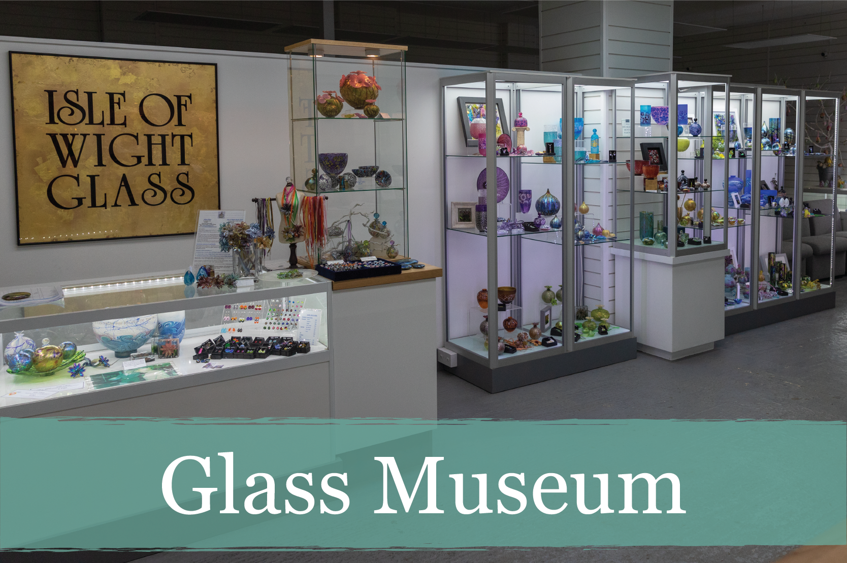 The Barns - Glass Museum